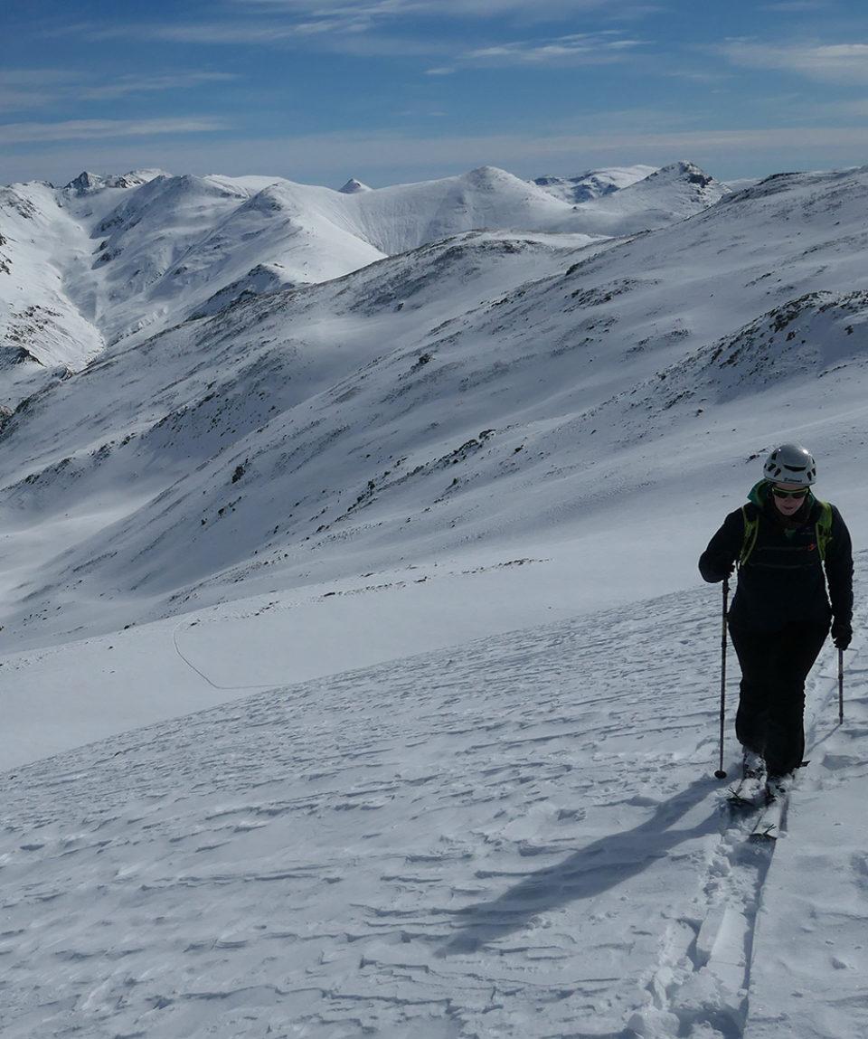 curs esqui muntanya